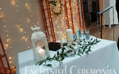 Ceremony Candles