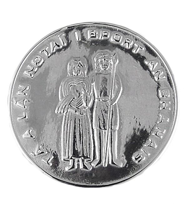 The Irish Wedding Coin Tradition